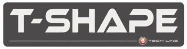 T-Shape Transparent Logo